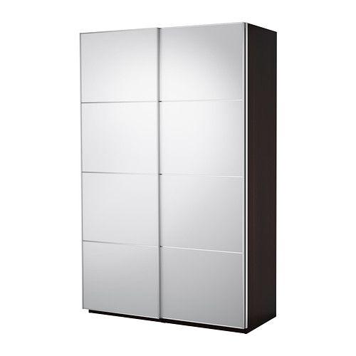 Les 25 meilleures id es de la cat gorie armoire porte for Portes de placard coulissantes ikea