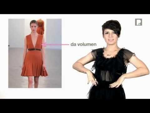 [Visto Bueno #8]  Cómo vestir según tu tipo de cuerpo