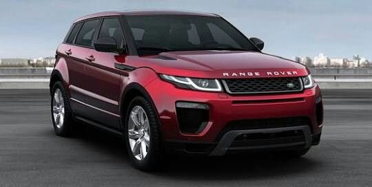 Range rover evoque 2016 mine comes with a black top!