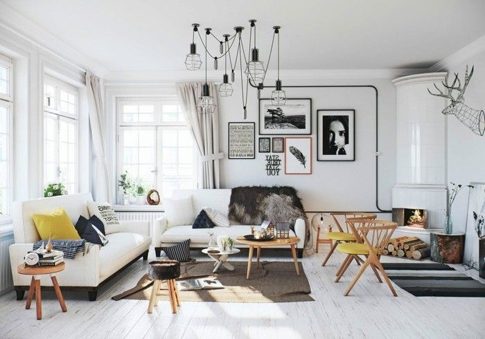 927 besten Wohnzimmer Ideen Bilder auf Pinterest | Armlehnen, Blaues ...
