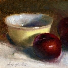 Original artwork from artist Hall Groat II on the Daily Painters Gallery
