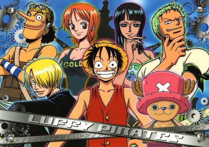 One Piece the Movie 7: Pasukan Mesin Raksasa dari Pulau Karakuri   Full ...