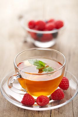 Herbal tea recipes for anxiety, depression and inflammation. Learn how nervines can help you red ...