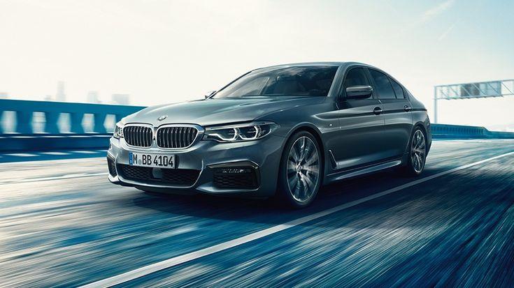 BMW Serie 5 Sedán