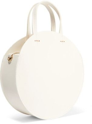 Clare Vivier Alistair Leather Shoulder Bag on ShopStyle.
