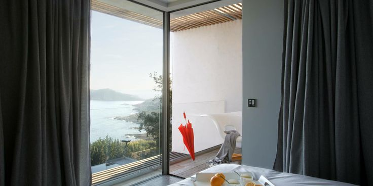 Amazing View Villa in Spanish Glazed walls
