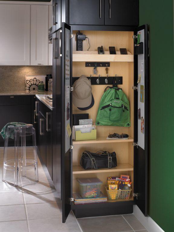 71 best Storage Solutions images on Pinterest   Cabin kitchens ...