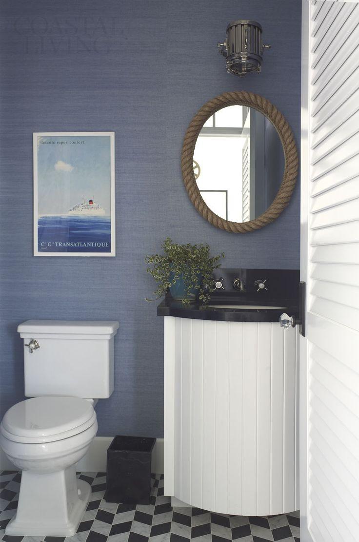 Coastal living small bathrooms - Coastal Living Showhouse Bathroom On Coronado Island Photo Tria Giovan