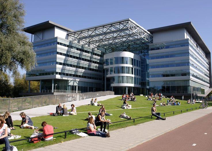 AHH - Faculteit Bètawetenschappen, David de Wiedgebouw, Universiteit Utrecht