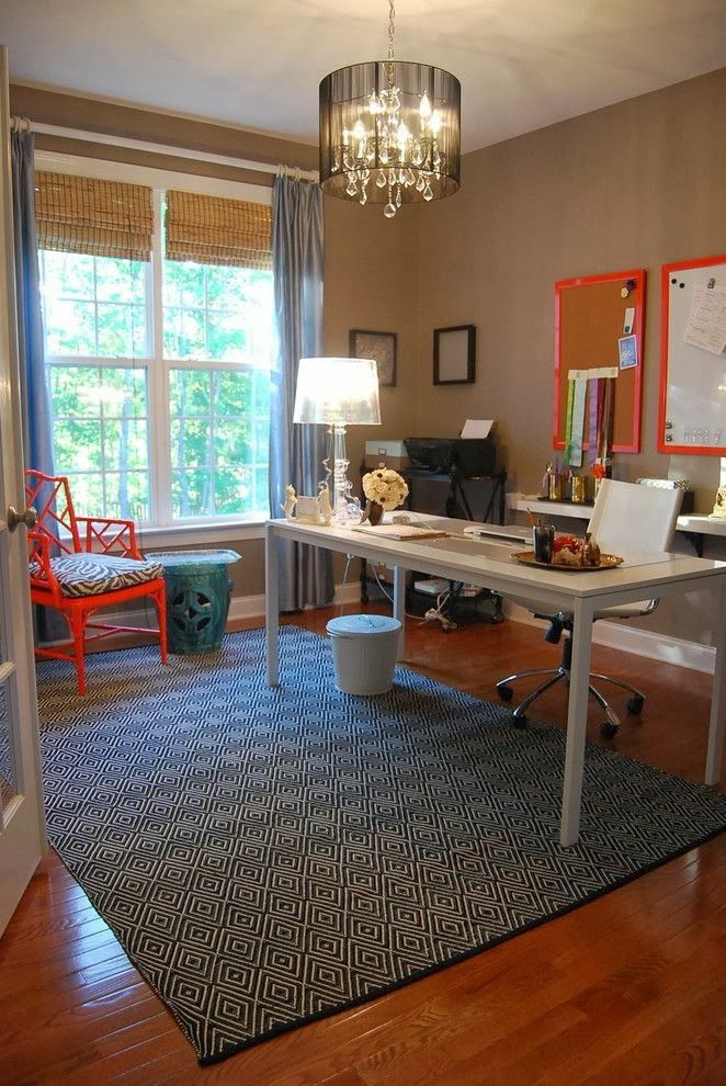 Rug Placement K ️p Home Office Pinterest Home