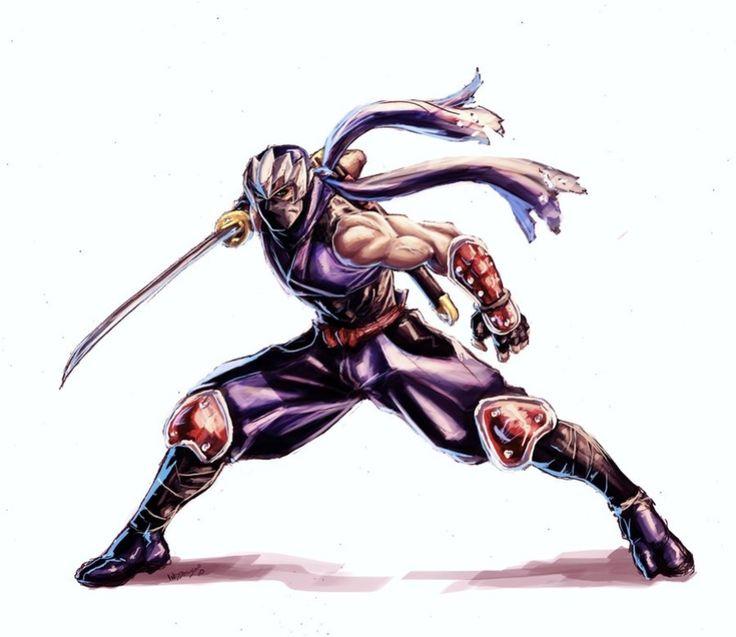 Ryu Hayabusa - Ninja Gaiden