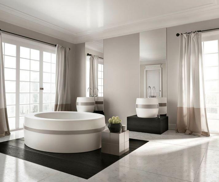 Kelly Hoppen Designs A New Range Of Bathware For Apaiser Apaiser Kelly Hoppen Design