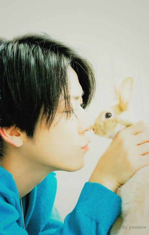 Kame and bunny