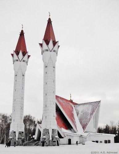Lala Tulpan Cami / Rusya