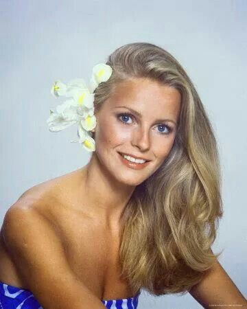 "Charlie Has A New Angel -  A Stunner - ""Cheryl Ladd"""