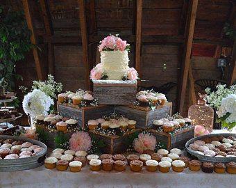 Best 25 Wood Cupcake Stand Ideas On Pinterest Wedding
