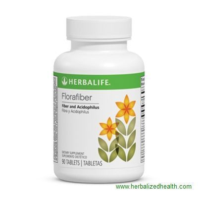 """Herbalife Florafiber: Replenish intestinal flora and help promote intestinal health with fiber and """"friendly"""" bacteria.* Fiber-poor diets can promote fat absorption and slow weight loss, allowing intestinal yeast and fungus growth. A Florafiber tablet introduces lactobacillus acidophilus, a """"friendly"""" bacteria for healthy colon function.* INFO & Online Shop http://www.goherbalife.com/HealthyLivingInPA"""