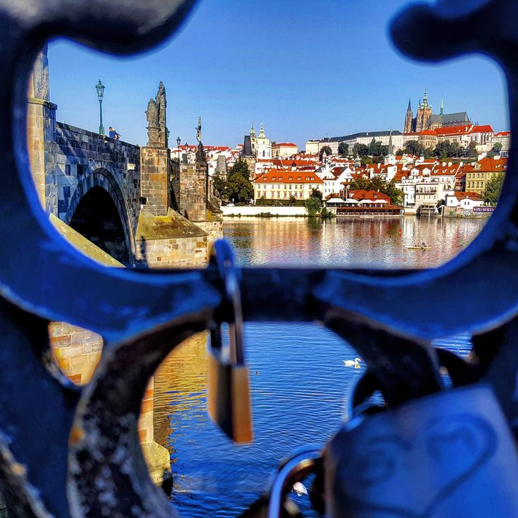 #prague #charlesbridge #praguecastle