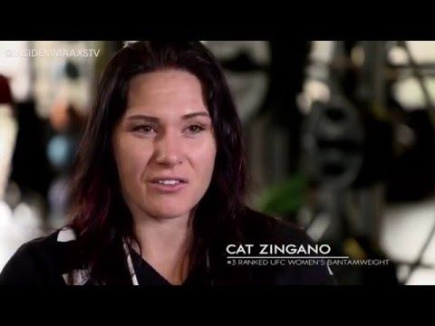 Cat Zingano on Her Long Layoff and When She'll Be Making Her Return - YouTube