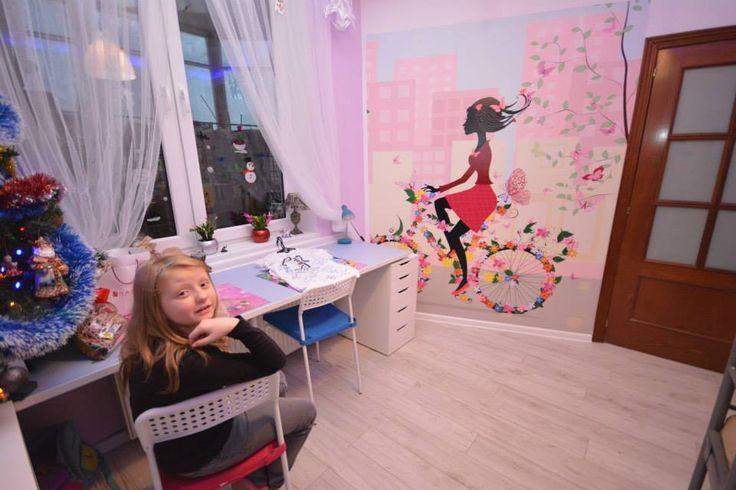 http://pixers.pl/ - upiększa pokoje dzieci ślicznymi fototapetami.