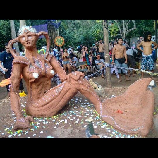 Escultura brisa