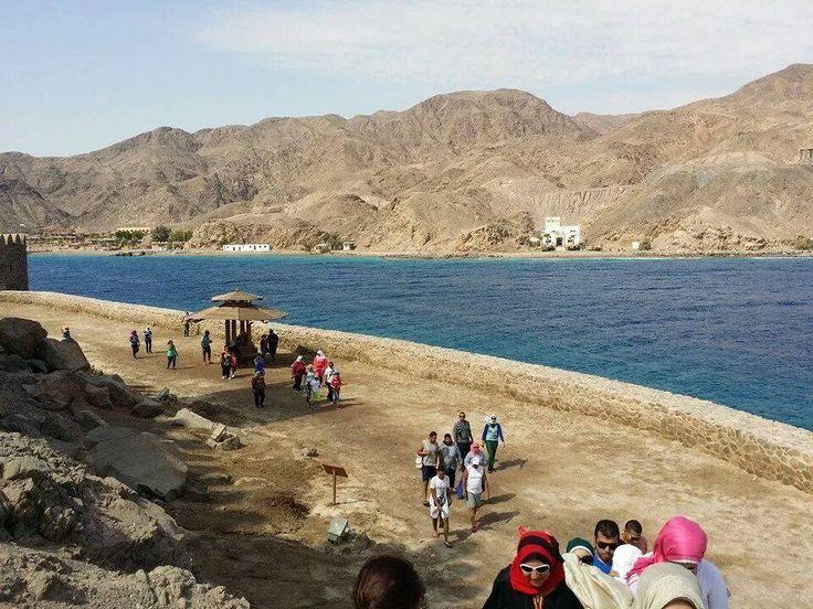 Pharaoh's Island - Sinai