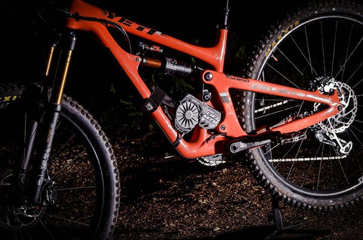 Amazing Yeti Sb 150 With Lift Mtb Hxr Motor Probably The Best E