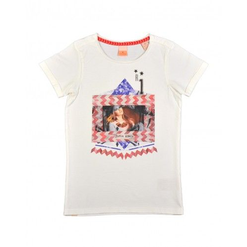 Scotch R'Belle Printed T-shirt