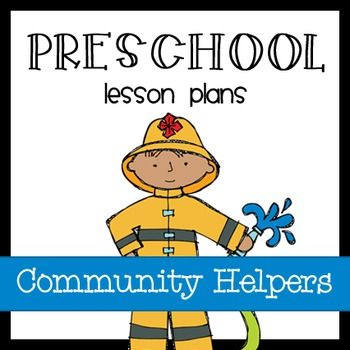 61 best Community Helpers Theme images on Pinterest