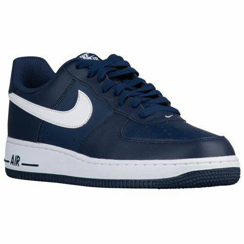 Nike Air Force 1 - Low - Men's $89.99 Selected Style: Midnight Navy/Midnight