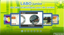 Sites éducatifs pour le préscolaire et le primaire - Science et la Technologie