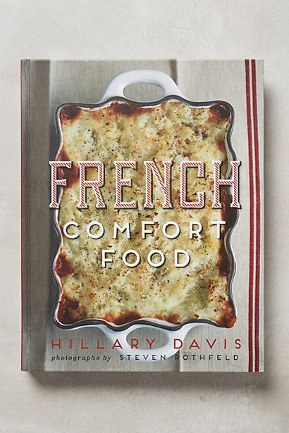 French Comfort Food - anthropologie.com #anthrofave