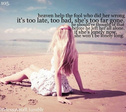 Lonely Girl Photos With Quotes | Wallpaper sportstle