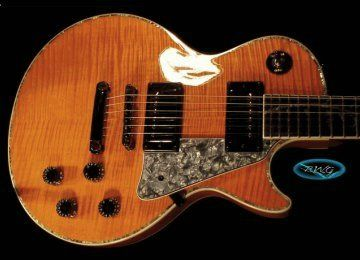 Bill MacKechnie Signature Guitar