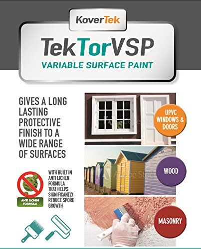 TekTor VSP (Variable surface Paint) For Masonry, Wood, Me... https://www.amazon.co.uk/dp/B06XCVMX63/ref=cm_sw_r_pi_dp_x_9L9vzbX73Z7R0