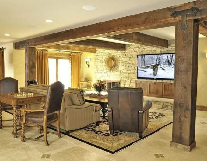 False Beams, Recessed Lighting | Remodel New House | Pinterest | Beams,  Arch And Lights