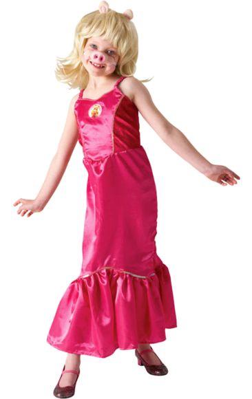 Child The Muppets Miss Piggy Costume | Jokers Masquerade
