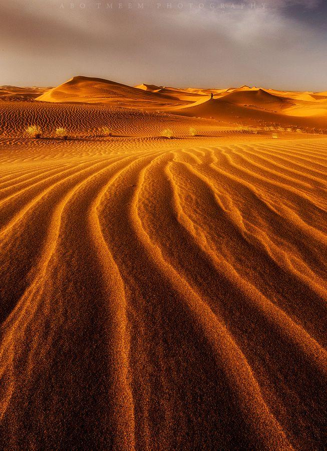 Sands  Lines (Saudi Arabia) by ABO_TMEEM ©   Instagram