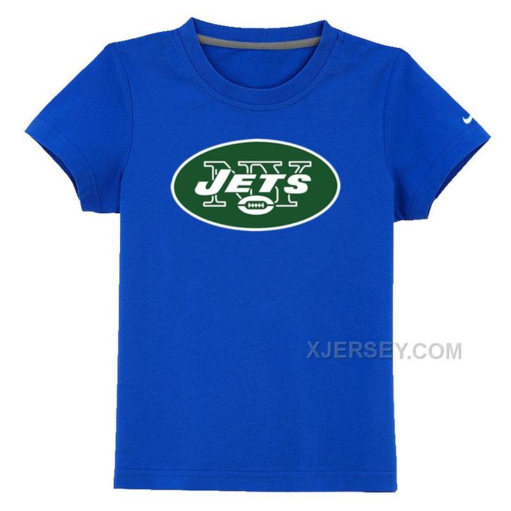 http://www.xjersey.com/new-york-jets-authentic-logo-youth-tshirt-blue.html Only$26.00 NEW YORK JETS AUTHENTIC LOGO YOUTH T-SHIRT BLUE #Free #Shipping!