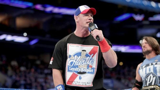 John Cena Lands Another Movie Role, Chad Gable On Who Influenced Him