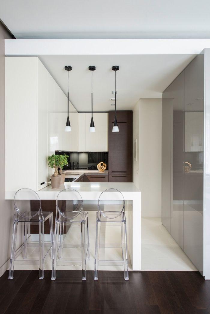 ▷ 1001 + variantes de la cuisine avec îlot central moderne et - Plan De Cuisine Moderne Avec Ilot Central
