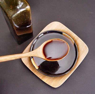 Very easy homemade teriyaki sauce! Add to chicken, rice, stir-fry...anything!