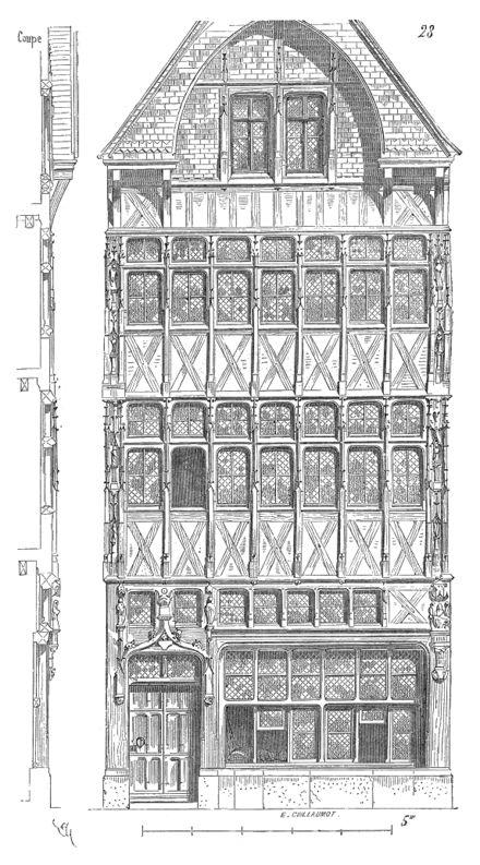 Maison dictionnaire de l architecture for Dictionnaire architecture