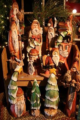 I love Santa collections