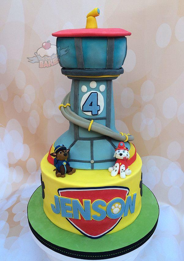 Paw Patrol Cakes Google Search Jordan S Birthday Cakes
