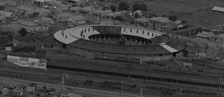 Geelong West Locomotive depot, 1927.