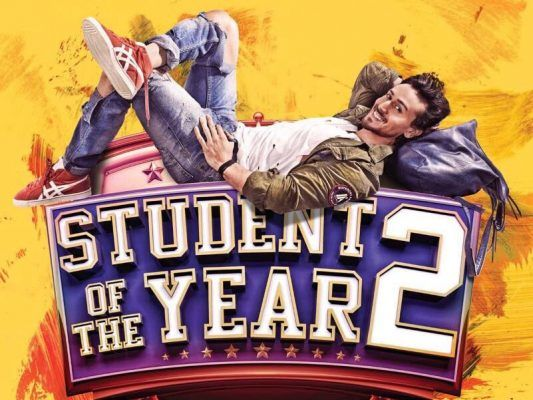 """Finally the dancing and action young star Tiger Shroff unveils the first poster of upcoming """"Student Of The Year 2"""" and he is looking super cool!"""
