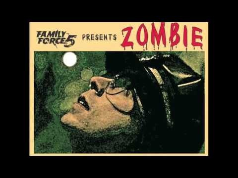 Family Force 5's new song, Zombie