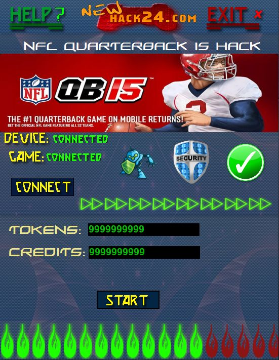 NFL Quarterback 15 hack