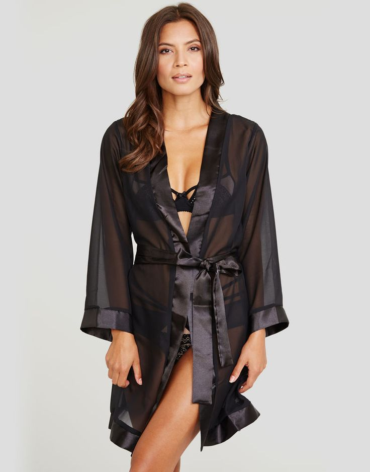 Buy Bluebella Kimono Robe at Figleaves